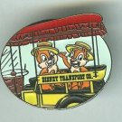 Walt Disney Transport Company Bus Pin Chip and Dale Chipmunks $9.99