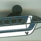 Walt Disney World Hidden Mickey Blue Monorail Pin 4 of 5 $6.99