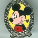Walt Disney World Hidden Mickey Mouse Portrait Pin $11.99