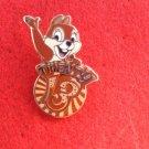 Chip 2013 Chipmunk Disney Pin