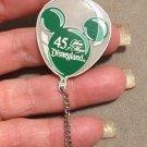 Authentic Walt Disney 45 Years of Magic LE5000 Mickey Ear Balloon Pin Green