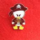 Cutie Pie Donald Duck Pirate  Disney Pin