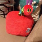 apple and Caterpillar Eric carle puppet plush stuffed animal $14.99