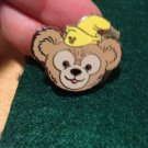 Authentic 2013 Duffy Bear Face Dumbo Hat Disney Pin