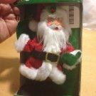 "Annalee Mobilitee Doll 6"" Santa Claus Ornament New in Box $19.99"