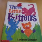 Three Little Kittens Childrens Class Book $4.99