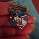 Authentic Disney Uncle Scrooge McDuck Christmas Ornament Pin $13.99