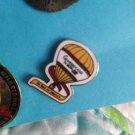Vintage  Festival Hot Air Balloon Pin $6.99
