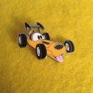 Authentic Disney Pluto Race Car 2013 Pin $9.99