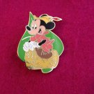 Authentic Walt Disney World Mickey Mouse Jack & The Beanstalk on Cork Color Pin