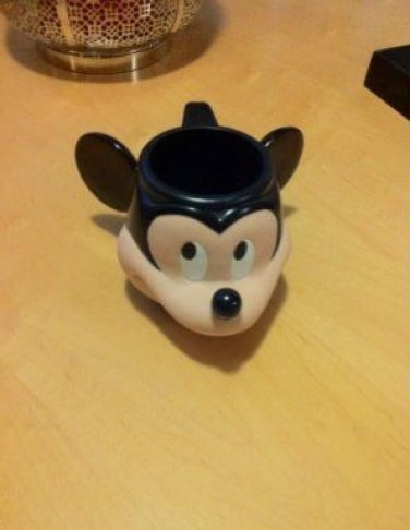 Walt Disney World Mickey Mouse Rubberized Cup Mug $9.39