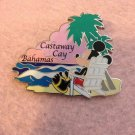 Authentic Walt Disney Cruiseline Castway Cay Bahamas 2011 Pin $12.99
