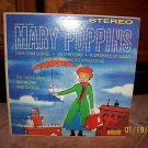 Vintage 1964 Mary Poppins Chim Cheree LP Vinyl Record $4.99
