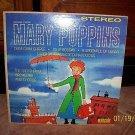 Vintage 1964 Mary Poppins Chim Cheree LP Vinyl Record $4.99