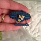 Authentic Walt Disney World Passholder Mickey Key Dangle Pin $24.99