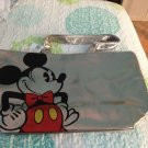 New with Tags Disney Mickey Mouse Metallic Silver Large Totebag Purse