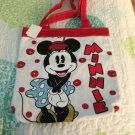 New with Tags Disney Minnie Mouse Glitter Sparkle Totebag Purse $29.99