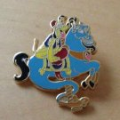Walt Disney World Pluto on Genie Carousel Horse Pin Limited Edition 1600 $12.99