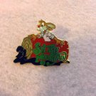 Authentic Disney Splash Mountain Brer Rabbit Log Flume Ride 2003 Pin $14.99