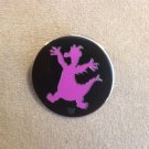 Authentic Walt Disney figment silhouette Pin