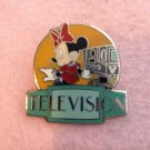 Authentic Walt Disney World Minnie Mouse Television Pin