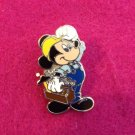 Authentic Walt Disney Mickey Mouse Construction Worker 2011 Pin