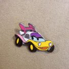 Authentic Walt Disney 2013 Cars in Daisy Duck costume Pin
