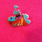 Authentic Walt Disney World Blizard Beach Aligator 2013 Pin $6.99