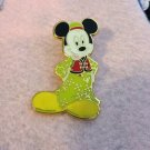 Authentic Walt Disney Hong Kong Mickey Mouse in Oriental Dress Pin