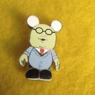 Authentic Muppetts Vinylmation 2010 Disney Pin
