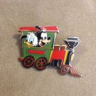 Authentic Walt Disney 2014 Goofy and Donald Baby Attraction Train Vehicle Pin