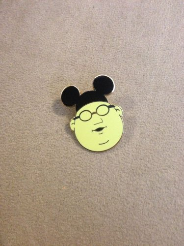 Authentic Walt Disney 2009 Bunsen Mickey ears Pin