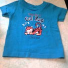 AdorableTime for a Catnap 12Month El Paso Zoo Tiger Baby T-Shirt $4.99