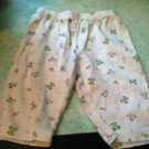 Carter's Duck Bear elephant Cute 9 Months Unisex Baby Pants $4.99