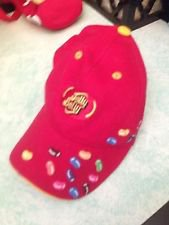 Child Size Jelly Belly Silly Hat Jelly Bean Embroidered Baseball Cap Hat $9.95