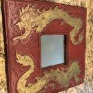 Dragon Mirror Asian Oriental SALE $15