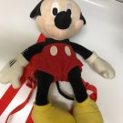 Mickey Mouse Plush Stulffrd Animal Backpack $12.0""