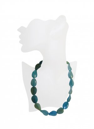 Exquisite Jade Gemstone Necklace