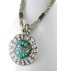 Phillipines Seaside High Quality Necklace