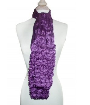 Powder Luxury Scarf - Hyacinth