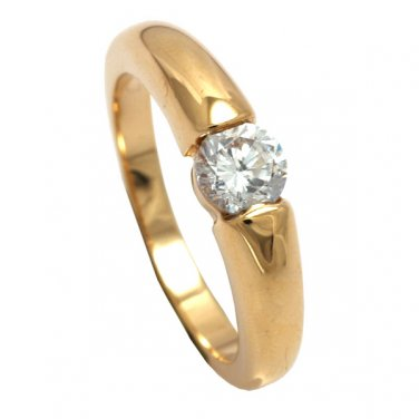 Jaw-Dropping Onyx CZ Gemstone, 925 Sterling Silver Ring Size 6.5(N)