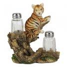 Tiger Salt and Pepper Shaker