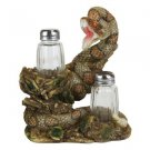 Rattlesnake Salt and Pepper Shaker