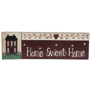 Home Sweet Home Block Set