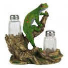 Gecko Salt and Pepper Shaker