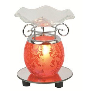 Red Oil Warmer Mirror Base