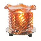 Orange & Red Oil Warmer