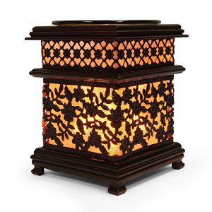 Asian Style Oil Warmer