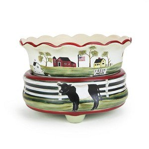 Dairy Cow Candle Warmer