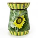 Sunflower Tart Warmer